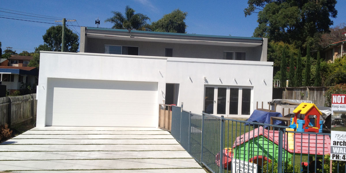 Reclad Recladding Central Coast Renovations Architectural Wallworks